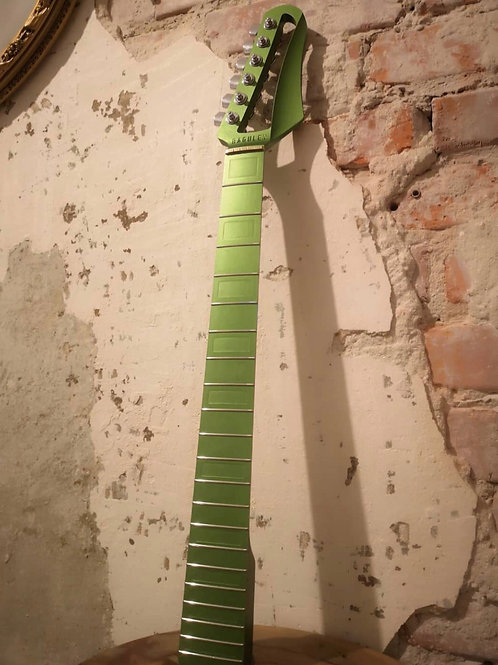 BAGULEY GUITARS Aluminum Guitar Neck (Green)