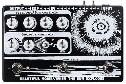 WHEN THE SUN EXPLODES