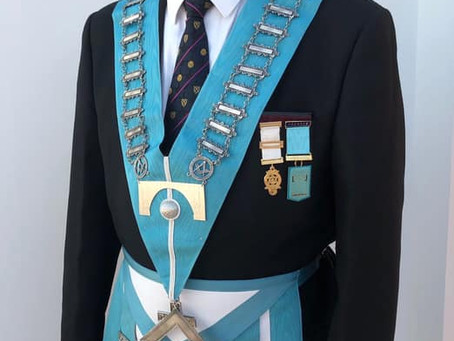 New Master of The Iron Bridge Lodge