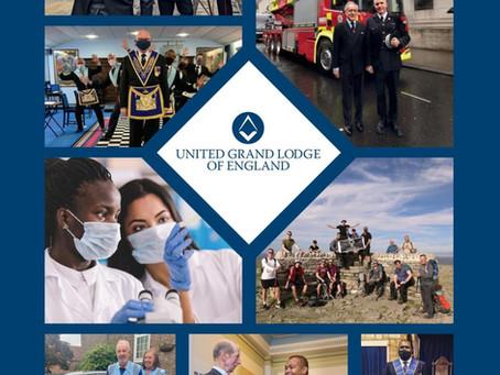 New Horizons at United Grand Lodge of England