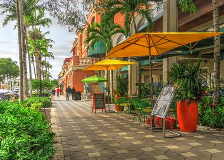 Downtown Naples, FL