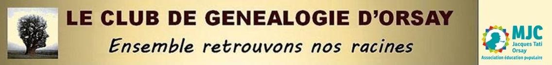 Club de Généalogie d'Orsay