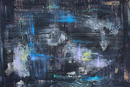 6/8 0,42cm x 0,60cm Oil/Canvas