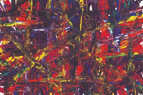 MG 12 0,42cm x 0,60cm Oil/Canvas