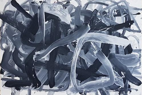 PB#6WB 0,84cm x 1,20cm Oil/Canvas