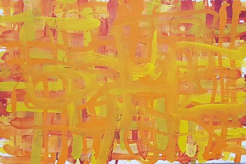 P#76 0,42cm x 0,60cm Oil/Canvas