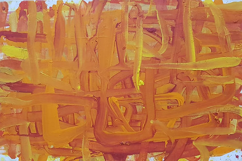 P#75 0,42cm x 0,60cm Oil/Canvas