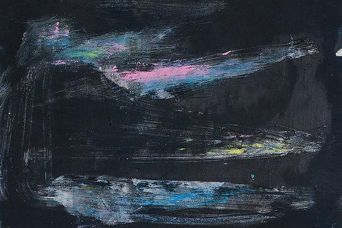 3/8 0,42cm x 0,60cm Oil/Canvas