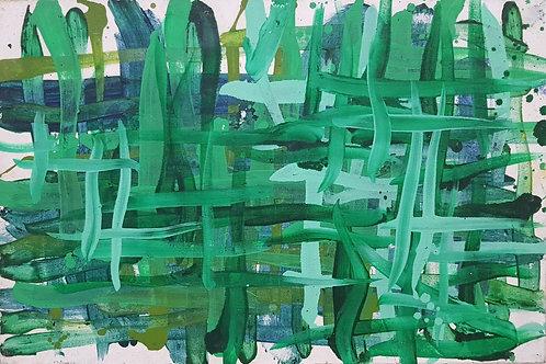 P#72  0,42cm x 0,60cm Oil/Canvas