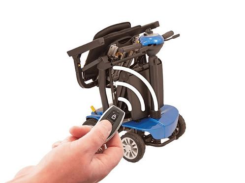 Auto folding Globe Trotter Mobility Scooter