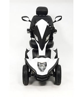 drive-cobra-mobility-scooter-white-front