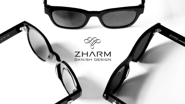 zharm – visual identity and designs
