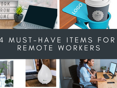 What Essential Items Do Remote Workers Love?