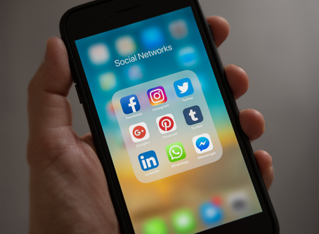 15 Social Media and Messaging Platforms to Grow Your Business in 2020 [Infographic]