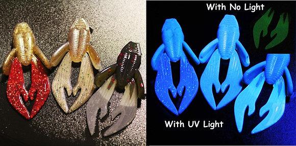 Chunk Baits - UV infused.