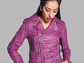 Michael Lombard Leather Jackets