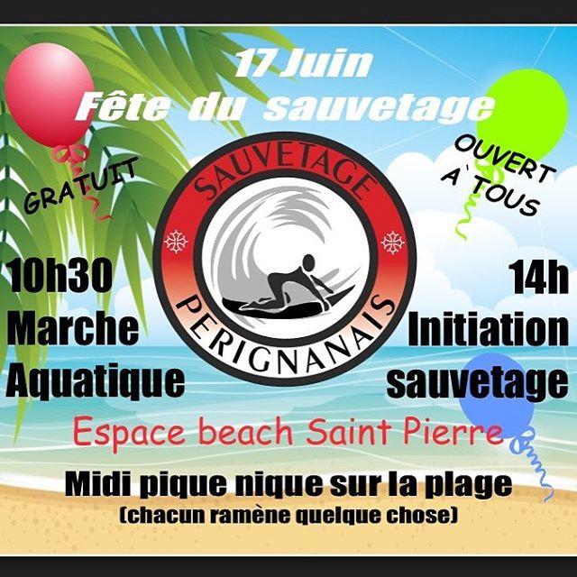 Le 17 Juin, le Sauvetage Club Pérignanais fêtera ses 2ans. Pour l'occasion de la fête du nautisme vous pouvez essayer nos activités gratuitement
