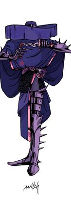 witch knight