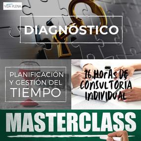 DIAGNÓSTICO + CONSULTORÍA + CURSO + MENTORÍA 4 MESES