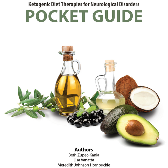 The Keto Pocket Guide - Now Available