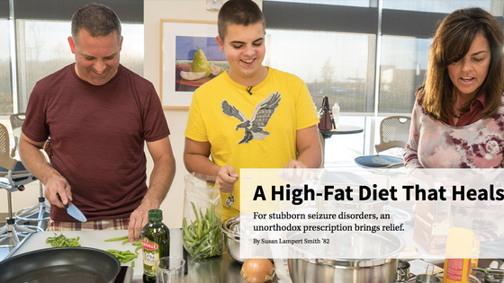 A High-Fat Diet That Heals