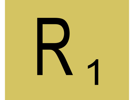 Estimating R for the UK