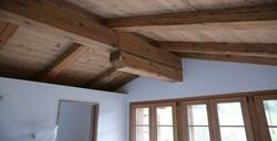 Innenausbau Altholz