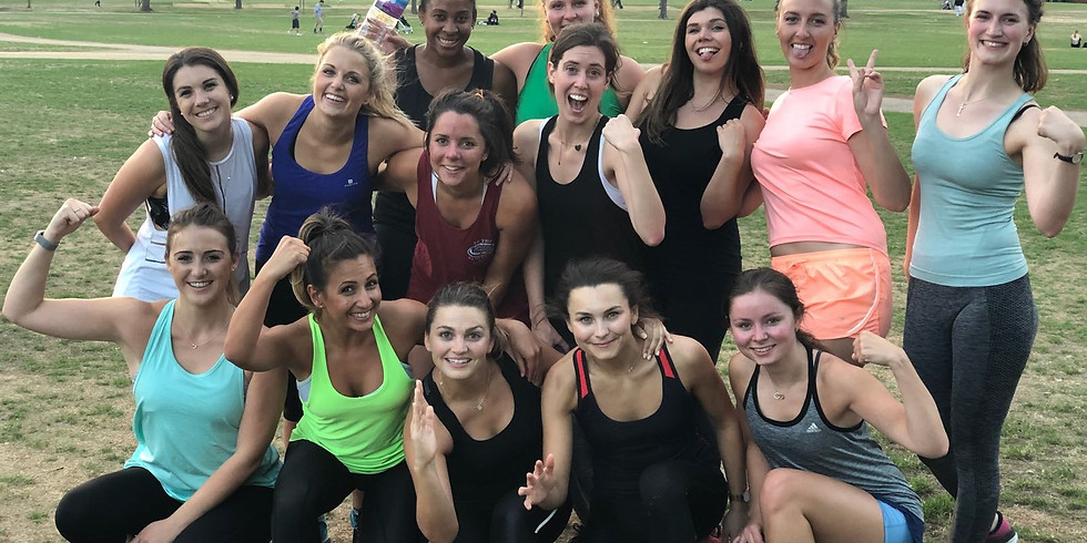 Bootcamp in the Park!