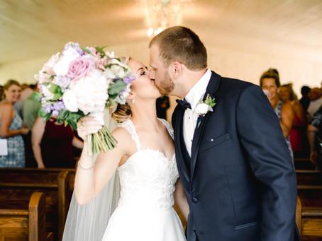 Sarah & Travis: A Beautiful Summer Wedding