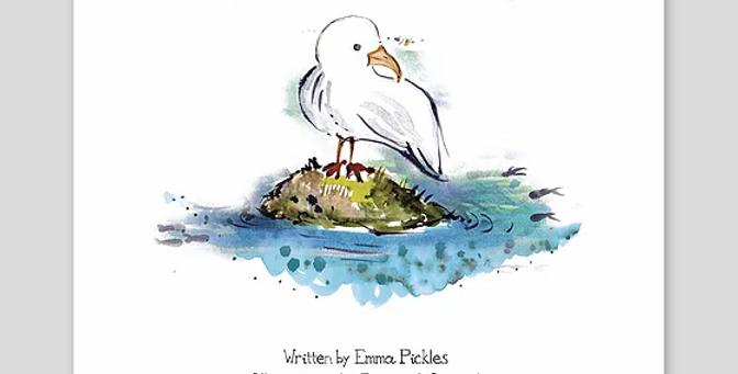 Sidney Seagull Starts the Stomp