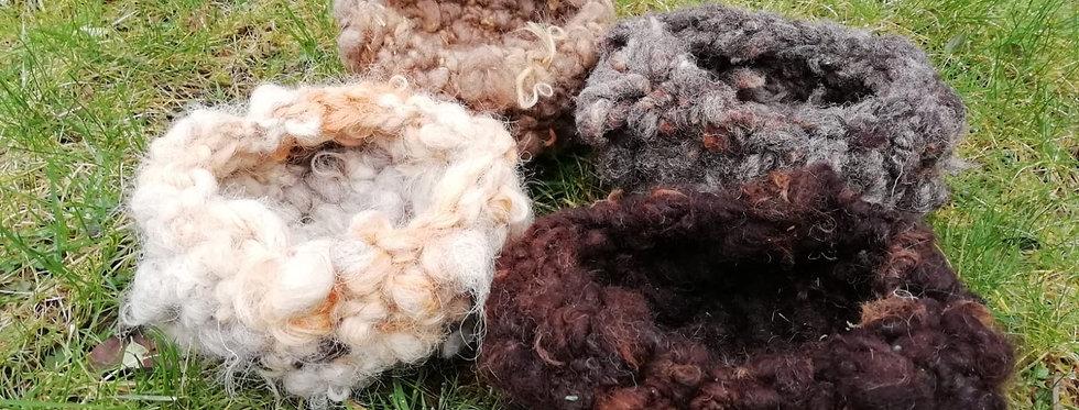Wool Bird's Nest