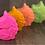 Thumbnail: Personalised party bags (mask, soap, lip balm, cardboard kit)