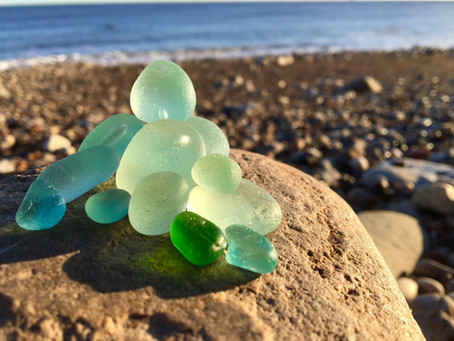 Sea Glass - What's it all about then!?