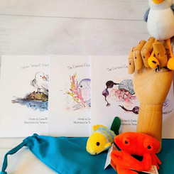 Gull & Buoy books celebrate difference, diversity and inclusion, delivered in a subtle way for the young reader.