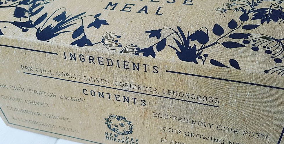 Chinese Meal - Grown Your Own Kit