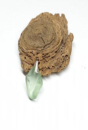 Lime green pendant