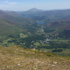 The heart of Snowdonia