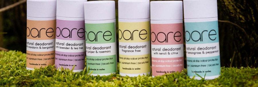 Natural Handmade Deodorant