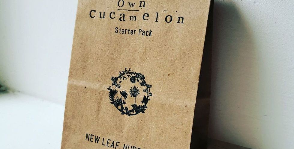 Grown Your Own Cucamelons Starter Kit