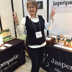 Anne of Jaspersparkle at a show