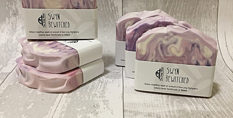 Bewitched Handmade Luxury Soap