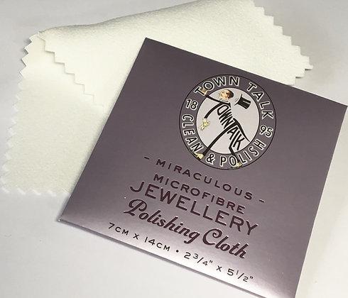 Jewellery polishing cloth