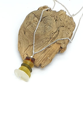Stack pendant and chain