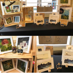 A selection of products by Bonnie Brace Art