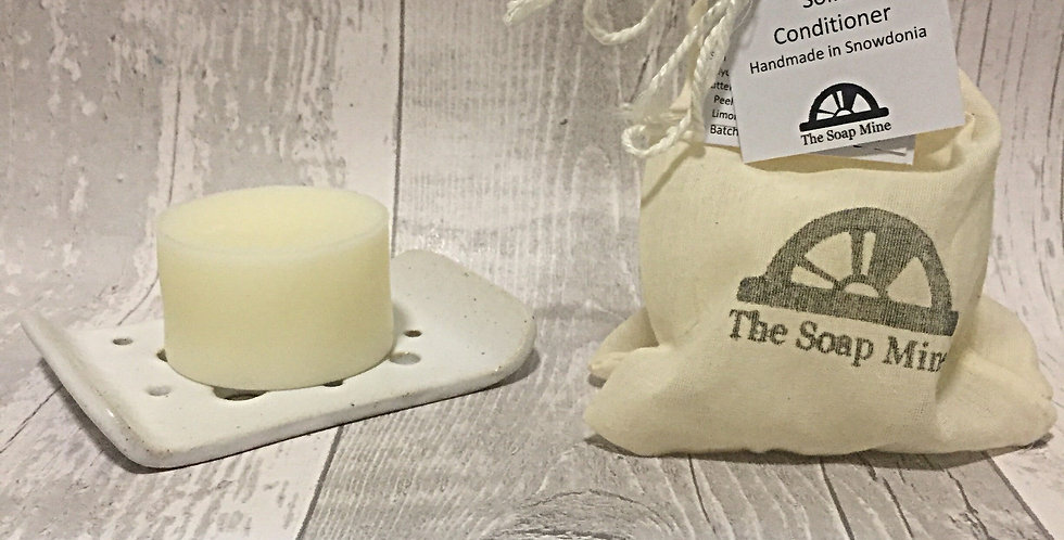 Bergamot and Lime Conditioner Bar