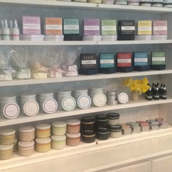 A range of Bare products