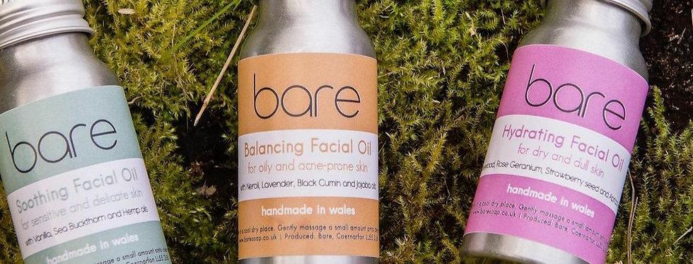 Natural Handmade Face Oil