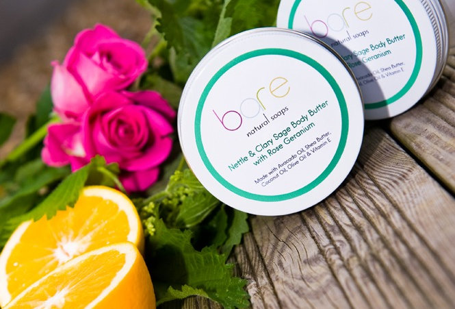 Nettle and Clary Sage Natural Body Butter