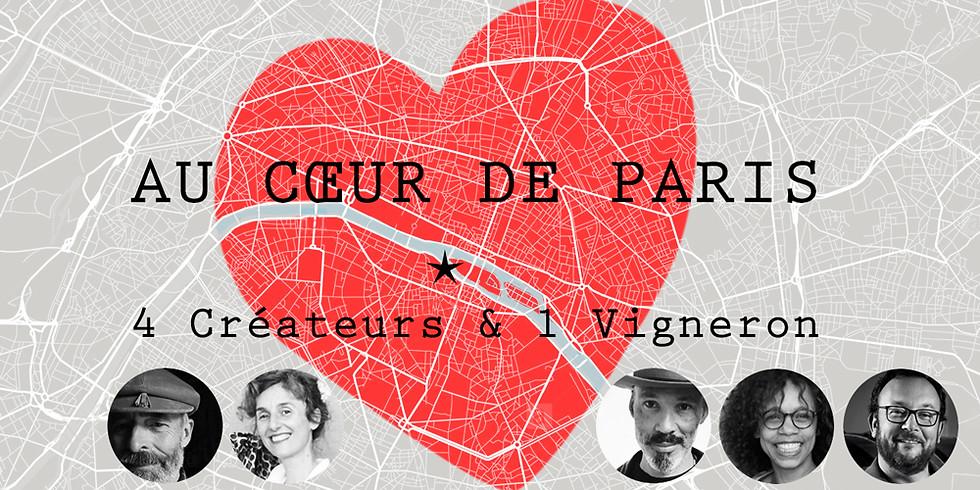 Au Coeur de Paris - Vente de Noel