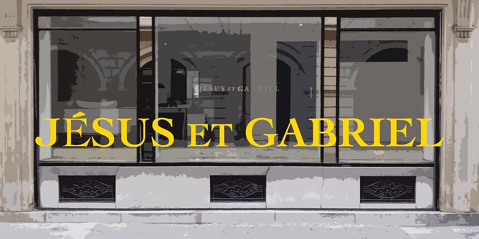 Expo-Vente chez Jésus & Gabriel